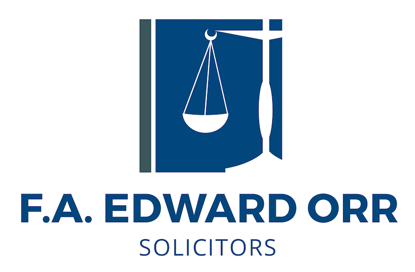 F.A.Edward Orr Solicitors
